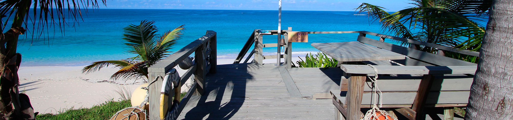 Elephant Beach Vacation Rental in Guana Cay